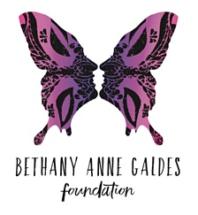 Bethany Anne Galdes Foundation logo