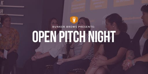 Bunker Brews San Antonio: Open Pitch Night