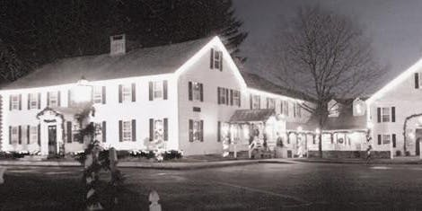 Halloween Dinner & Paranormal Investigation At The Historic Publick House Inn, Sturbridge, MA