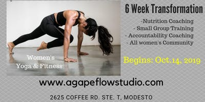 Agape' Flow Transformation Tribe INFO KickOff Meeting