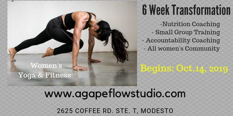 Agape' Flow Transformation Tribe INFO KickOff Meeting tickets