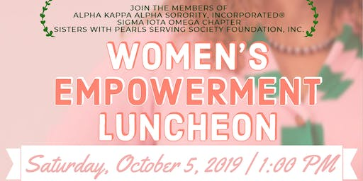 2019 Women's Empowerment Luncheon