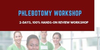 Phlebotomy Workshop