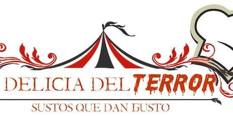 Muestra gastronómica XVIII Circo de terror boletos