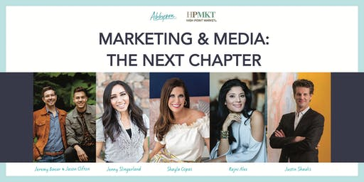 Marketing & Media: The Next Chapter