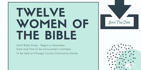 Twelve Women of the Bible tickets
