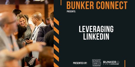Bunker Connect Raleigh-Durham: Leveraging LinkedIn tickets