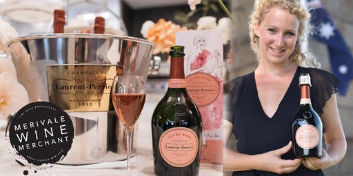 Merivale Wine Merchant - Laurent-Perrier Champagne Master Class