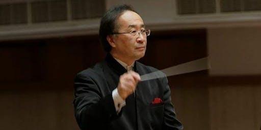 Toshi's Choice led by Toshiyuki Shimada, Guest Violinist Solomiya Ivakhiv