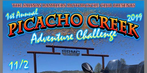 Picacho Creek Adventure Challenge