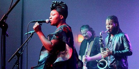 Sierra Green and the Soul Machine at The Jazz Playhouse tickets