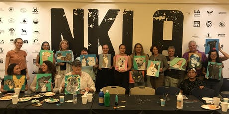 Paint your Pet night with NINA LUTZ tickets