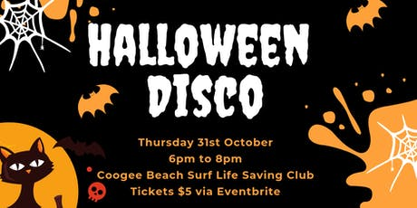 Halloween Kids Disco tickets
