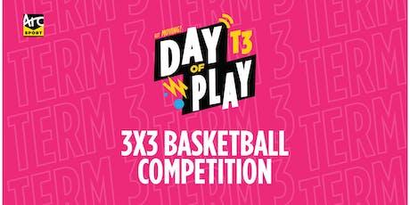 3v3 Basketball tickets