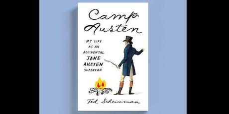 Camp Austen Author Talk tickets