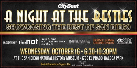 San Diego CityBeat presents A Night of the Besties tickets