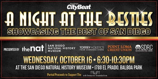 San Diego CityBeat presents A Night of the Besties