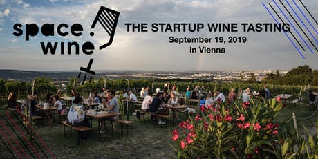 space.wine | THE ECOSYSTEM STARTUP WINE TASTING tickets