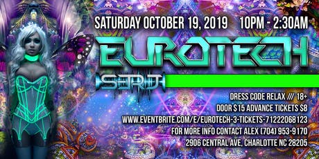 EUROTECH 3 tickets