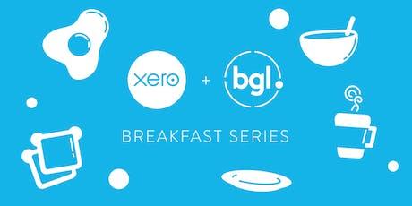 BGL/Xero Breakfast in Melbourne tickets