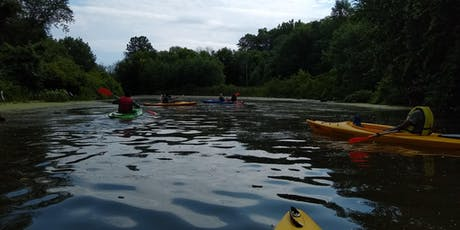 Genesee RiverWatch Canoeing Happy Hour for Educators tickets