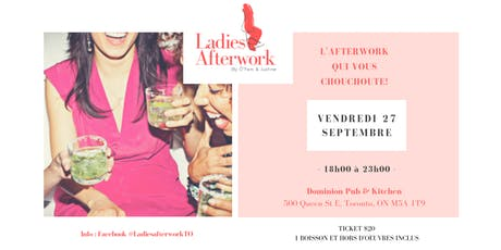 Ladies Afterwork #1 billets