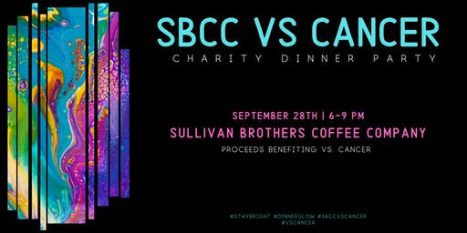 SBCC VS Cancer  Charity Dinner Party