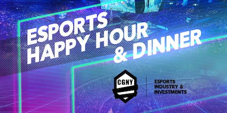NYC Esports VIP Dinner & Happy Hour tickets