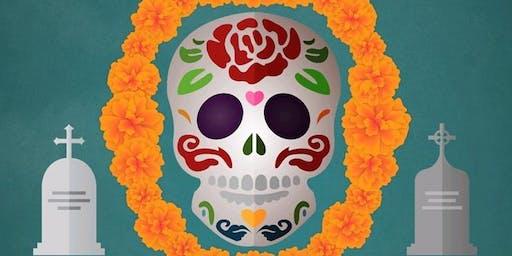 East Bay Center for the Preservation of Cultural Arts (EBCPCA) & Mexico Danza Present: BALLET FOLKLORICO MÉXÍCO DANZA'S MUERTOS FANTASIA CELEBRATION