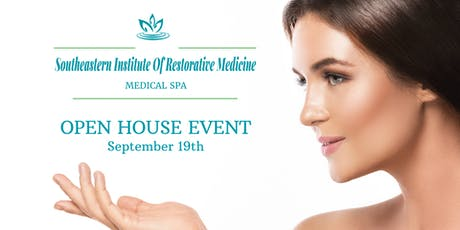 """FREE """"Triangle of Beauty"""" Open House Event tickets"""