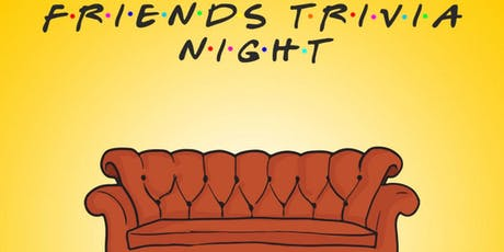 Friends Trivia Night at Full Circle Olympic tickets
