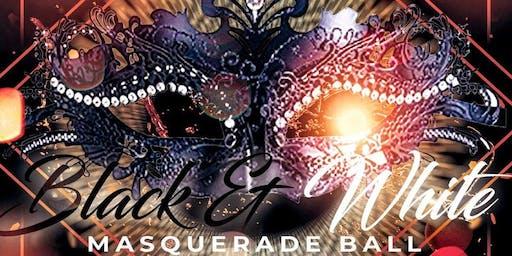 5th Annual Black & White Masquerade Ball
