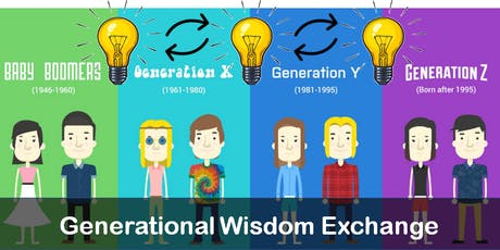 The Generational Wisdom Exchange: exploring LGBTQA+ generations tickets
