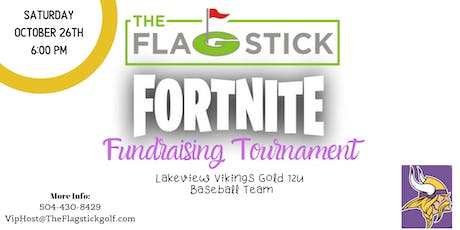Fortnite Fundraising Tournament @ The Flagstick tickets