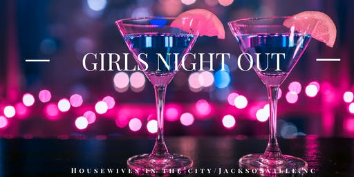 "Girls Night Out Networking ""Pink"" Social @ Marina Cafe 10.16.19"