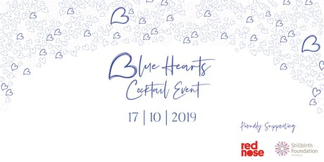 Blue Hearts Cocktail Event tickets
