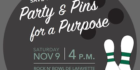 Party & Pins for a Purpose tickets