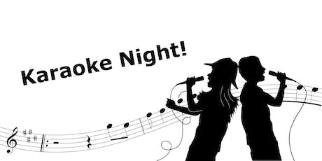Karaoke Night! tickets