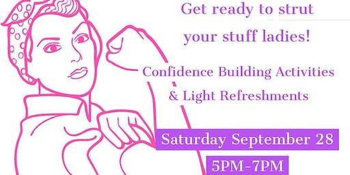 """GWC's """"Confident AF"""" Workshop"""