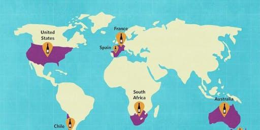 Syrahs From Around The World