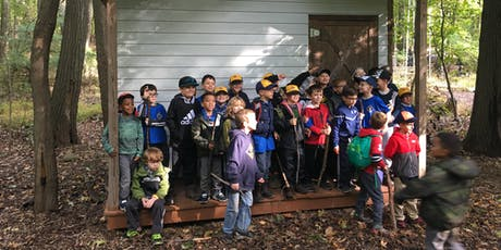 Pack 37 October Camping tickets