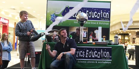 Majura Park Science Show - Session 1 tickets