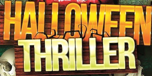 HALLOWEEN THRILLER 2019 @ FICTION NIGHTCLUB | THURSDAY OCT 31ST