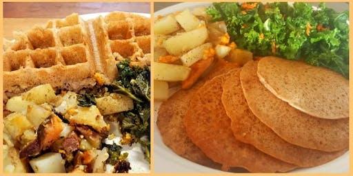 Pop-up Vegan Brunch & Market @Viva Bowls!