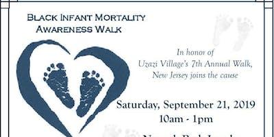 Black Infant Mortality Awareness Walk NJ