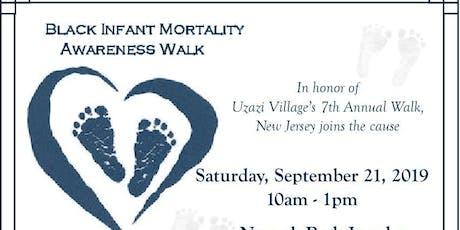 Black Infant Mortality Awareness Walk NJ tickets