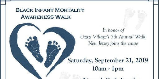 Black Infant Mortality Awareness Walk NJ