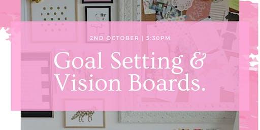 Goal Setting & Vision Board Workshop
