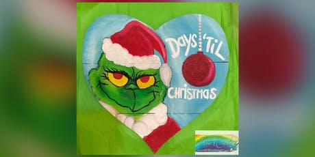 Grinch: Pasadena, The Office Bar & Grill with Artist Katie Detrich! tickets