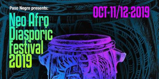 Neo Afro Diasporic Festival 2019